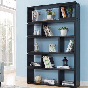 Bateman Carbon Standard Bookcase by Brayden Studio