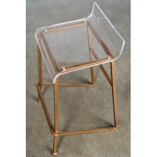 Acrylic Counter Stool Statements J