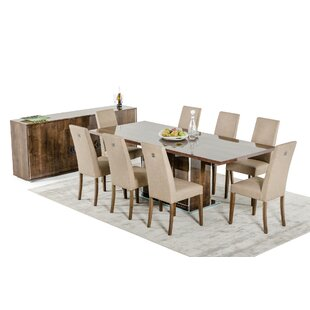 Orren Ellis Cervin Extendable Dining Table