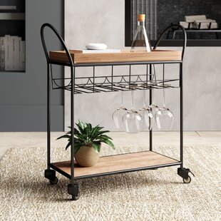 Greyleigh Crofton Bar Cart