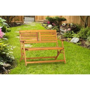 Homerton Wooden Bench By Sol 72 Outdoor