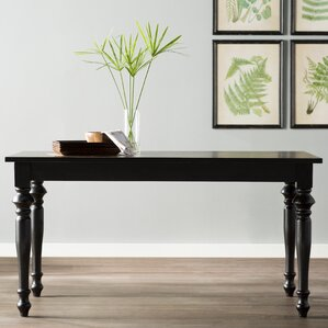 Canfield Dining Table by Beachcrest Home