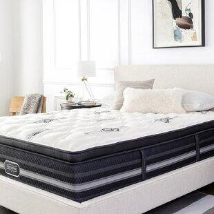 Beautyrest Black Sonya 18 Firm Pillow Top Innerspring Mattress by Simmons Beautyrest