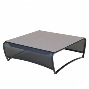 Jet Stream Aluminum Coffee Table