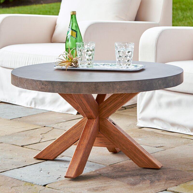 Mancini Round Coffee Table