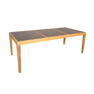 Azu Teak Dining Table By Sol 72 Outdoor