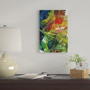 BANANA AND BOTTLE FUNKY KITCHEN CANVAS WALL ART PRINT PICTURE READY TO HANG