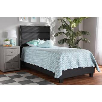 Red Barrel Studio Matoaca Queen Low Profile Standard Bed Wayfair