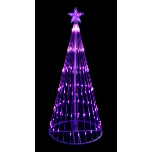 Christmas tree purple outdoor christmas light displays youll love save to idea board audiocablefo