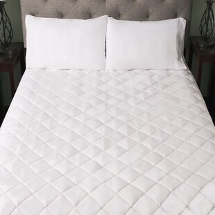 Snuggle Home Memory Foam Mattress Pad by Sweet Home Collection Cheap