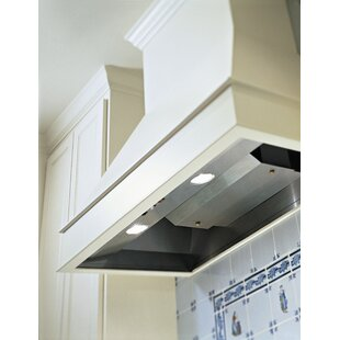 12 inch  600 CFM Ducted Wall Mount Range Hood Blower