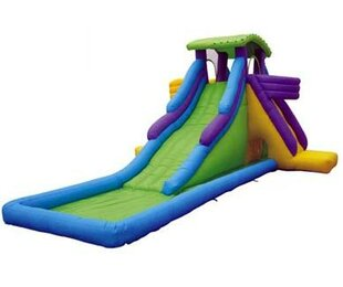 Kidwise Dueling Slides Waterpark