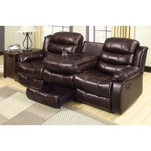 Mailloux Transitional Reclining Sofa