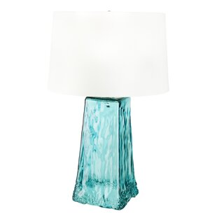 Paquette Glass 28 Table Lamp
