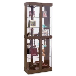 Rohe I Lighted Curio Cabinet by Philip Re..
