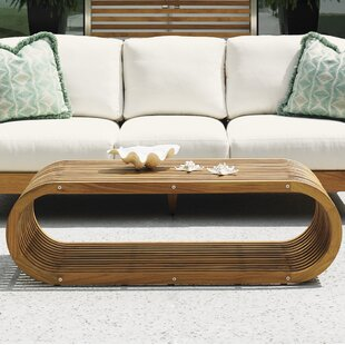 Tres Chic Teak Coffee Table by Tommy Bahama Outdoor Purchase