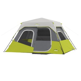 Core Equipment 6 Person Instant Cabin Tent