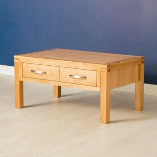 Schneider Coffee Table With Storage By August Grove
