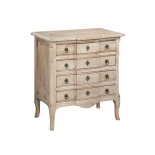 Regan 4 Drawer Commode Standard Chest by August Grove Herry Up