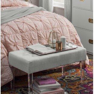 Wrought Studio Mcchristian Upholstered Bench