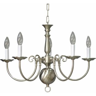 Alcott Hill Ballenton 5-Light Chandelier