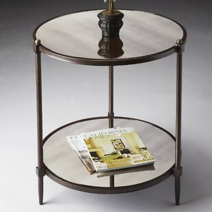Budget Kendal End Table by 17 Stories
