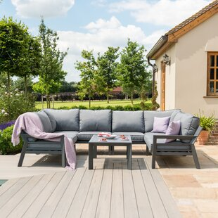 Shull 8 Seater Corner Sofa Set By Sol 72 Outdoor