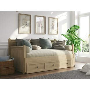 Cottage Daybed with Trundle by ECI Furniture