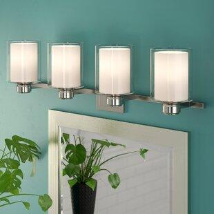 Zipcode Design Craig 4-Light Vanity Light