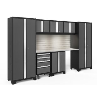 Bold 3.0 8 Piece Complete Storage System by NewAge Products
