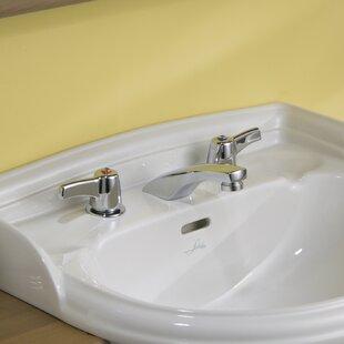 Delta 23T Series Widespread faucet Bathroom Faucet