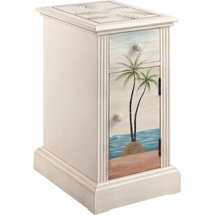 Sievers 1 Door Accent Cabinet by Bay Isle Home