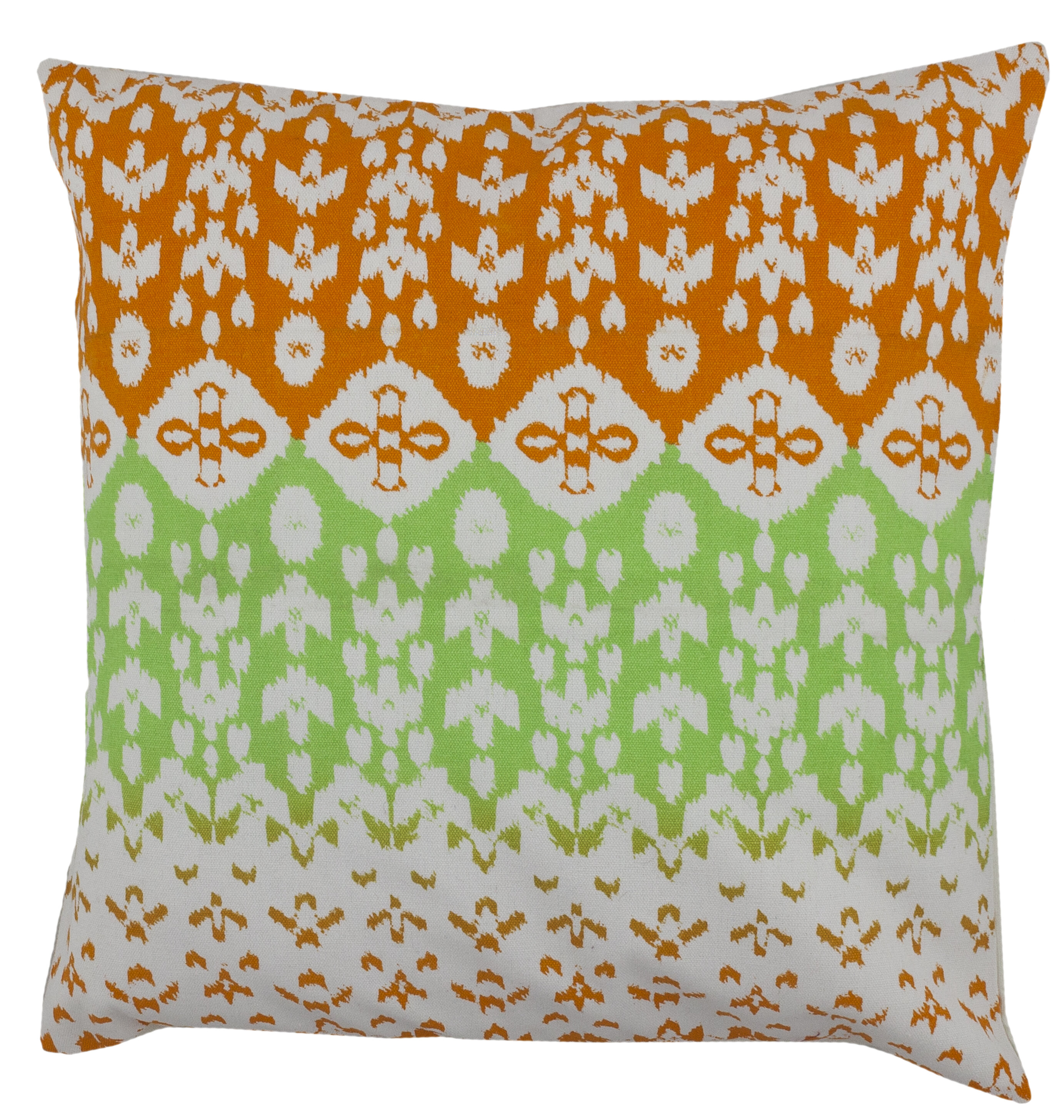 Winston Porter Dezi Cotton Throw Pillow Cover Wayfair