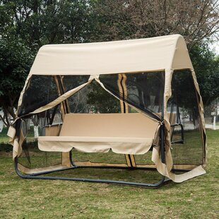 Kalvin Convertible Porch Swing with Stand