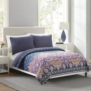 Sedona Medallion Reversible Comforter Set