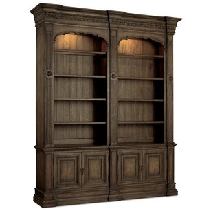 Rhapsody Double Bookcase By Hooker Furniture