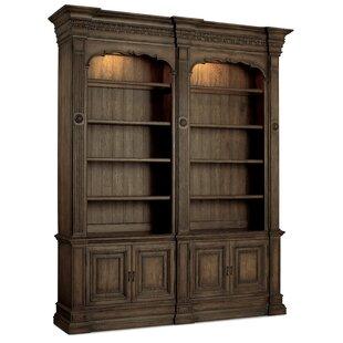 Clearance Rhapsody Double Bookcase ByHooker Furniture