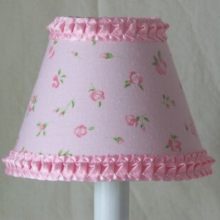Read Reviews Rose Petal 11 Fabric Empire Lamp Shade By Silly Bear Lighting