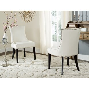 Carraway Upholstered Dining Chair (Set of 2) Mercer41
