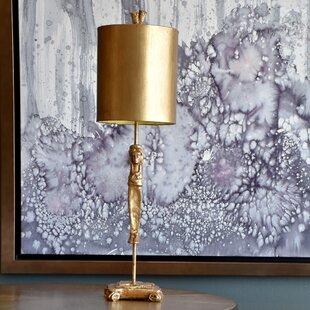 Madisyn Caryatid 28 Table Lamp