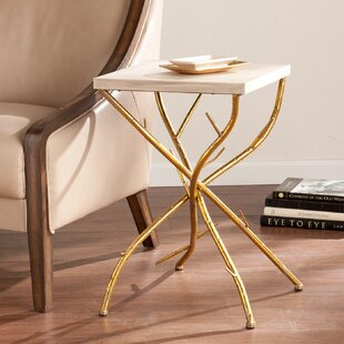 Nevaeh Branch End Table