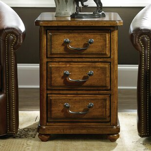 Hooker Furniture Tynecastle End Table with Storage
