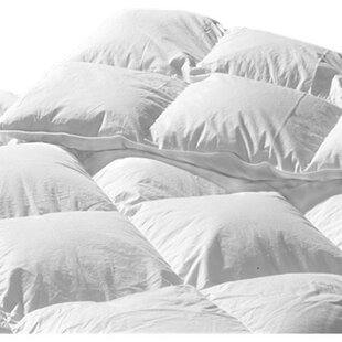 Brittany Lightweight Down Comforter by Highland Feather Amazing