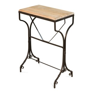 Sarreid Ltd Metal Bistro Table