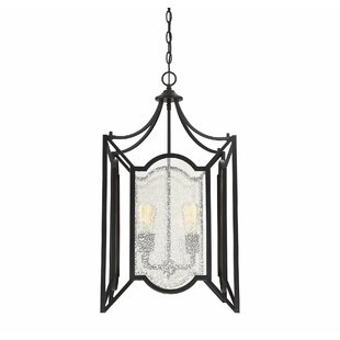 Khari 4-Light Lantern Pendant by Gracie O..