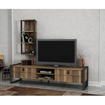 Zipcode Design Funston Tv Stand For Tvs Up To 70 Reviews Wayfair