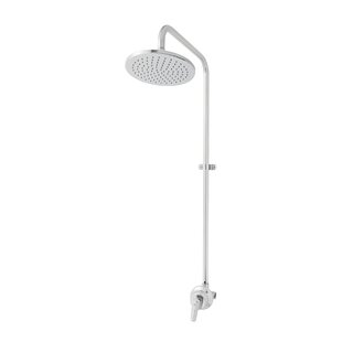 Sentinel Mark II Anti-Scald Pressure Balanced Exposed Wall Mount Outdoor Shower By Speakman