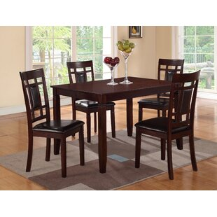 Ana 5 Piece Dining Set A&J Homes Studio