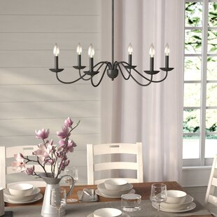 Andover Mills Perseus 6-Light Chandelier