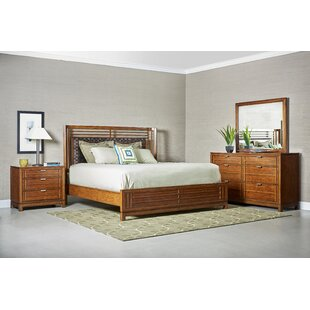 Southampton Queen Storage Panel Configurable Bedroom Set by Fairfax Home Collections